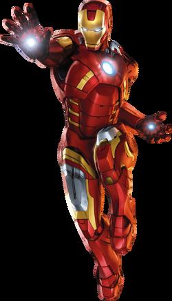 SJPA Iron Man 1