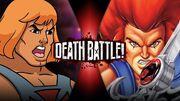 He-Man VS Lion-O