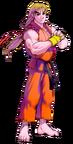 Street Fighter - Ken Masters as he appears in Street Fighter Alpha 1