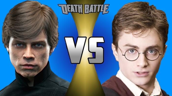 Image - Luke Skywalker vs Harry Potter Remastered (Star Wars vs ...