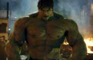 Marvel Comics - The Hulk as seen in the movies