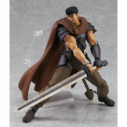 Berserk - An Action Figure of Guts
