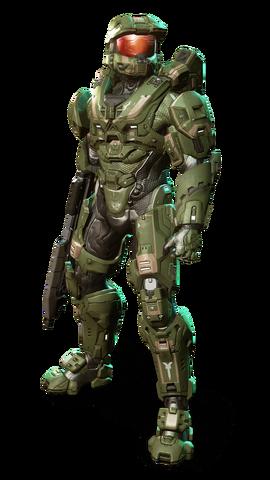 File:Mjolnir powered assault armor mark vi by sithvenator-d5jkj20.png