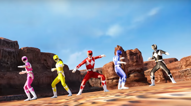 File:Mighty Morphin Power Ranger's 3D models.png