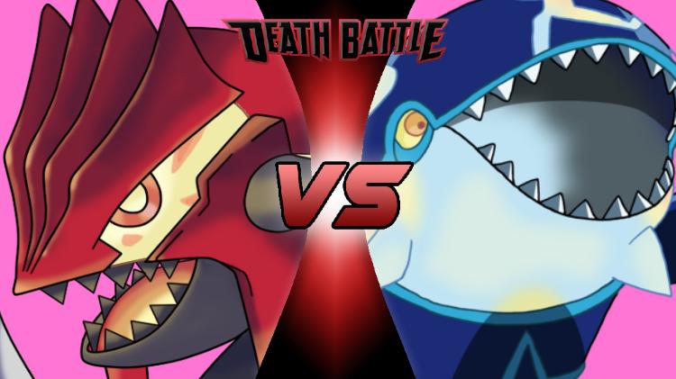 Primal Kyogre Vs Primal Groudon image - primal groudon vs primal kyogre | death battle wiki