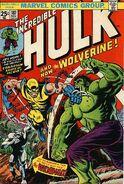 Incredible Hulk Vol 1 181