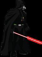 DEATH BATTLE Darth Vader