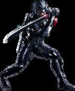 Metal Gear R Raiden