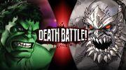 Hulk VS Doomsday Official