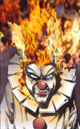 Twisted Metal - Sweet Tooth as he appears in Twisted Metal 2