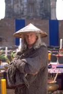 Mortal Kombat - Raiden played by Christopher Lambert in the Mortal Kombat movie