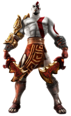 Playstation all stars battle royale kratos by acdramon-d5kp0n9
