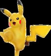 Pokken Pikachu