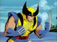 Wolverine 90's X-men-Adamantium claws