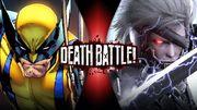 Wolverine VS Raiden Official