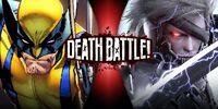 Wolverine VS Raiden