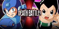 Mega Man VS Astro Boy