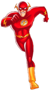 Justice League-Flash01