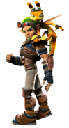 Playstation all stars br jak and daxter