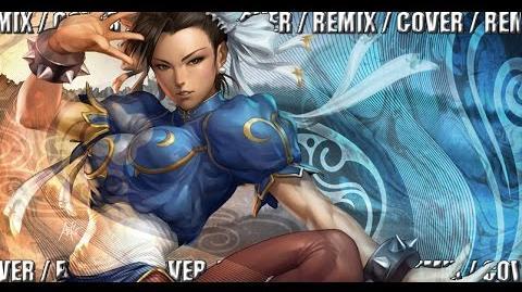 Street Fighter - Chun Li's theme METAL COVER-0