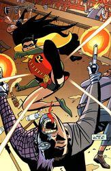 Dick Grayson Robin