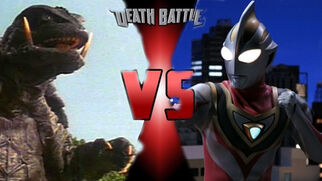Gamera v Ultraman