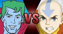 Captain Planet Aang Fake Thumbnail