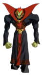 The Legend of Zelda - Ganon as he would have appeared in the Oracle series