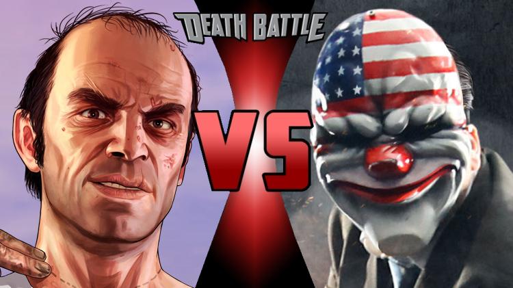 Image - Trevor VS Dallas (Grand Theft Auto VS Payday) NEW.pn