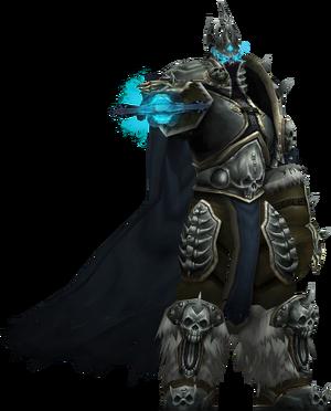 Warcraft - Arthas Menethil, The Lich King