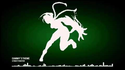 Street Fighter - Cammy's Theme Epic Rock Cover