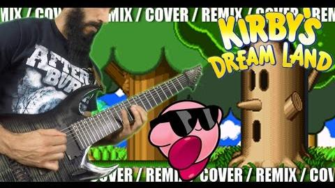 Kirby - Gourmet Race METAL REMIX