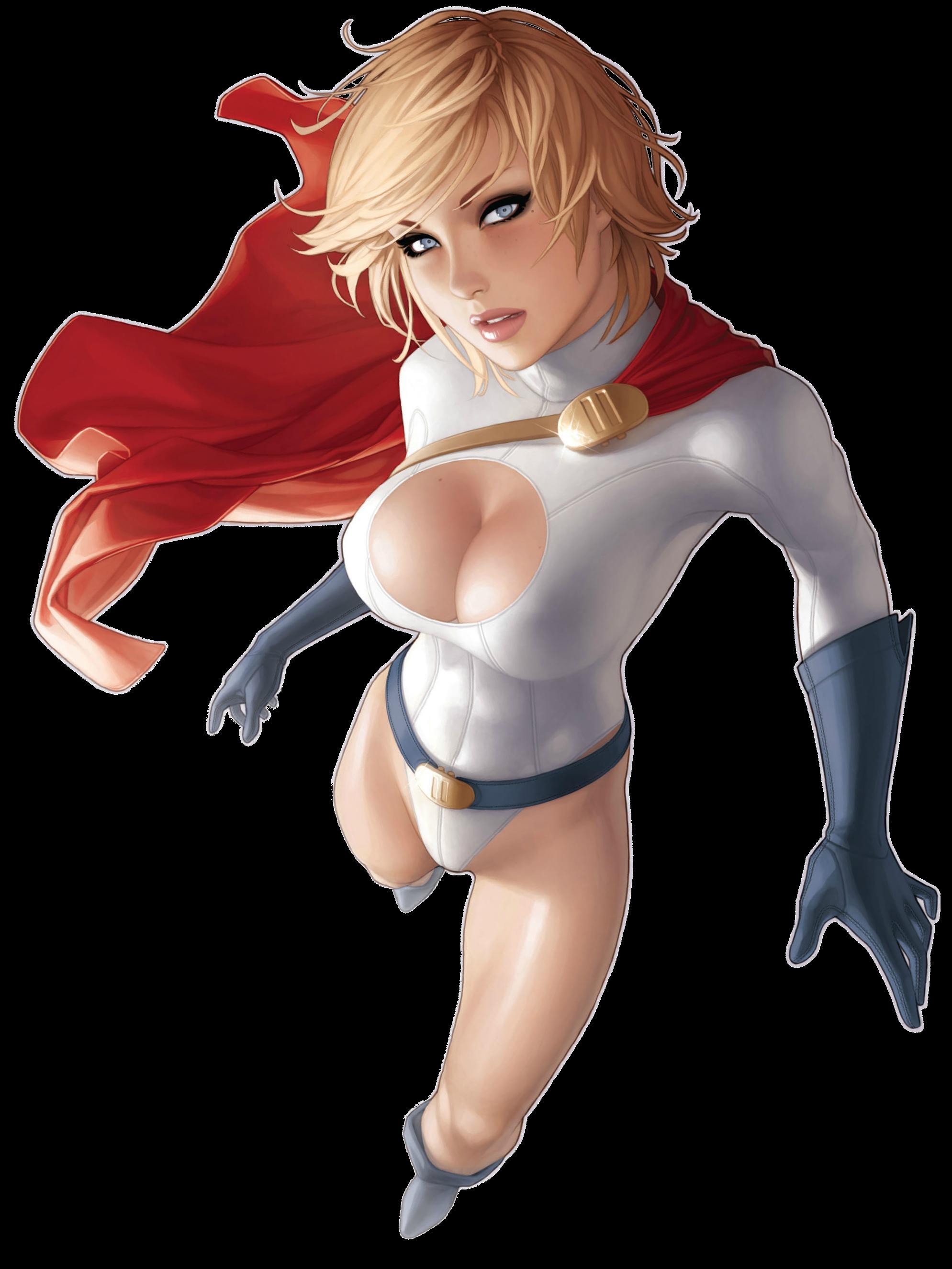Resultado de imagen para Power Girl