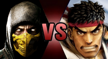 Scorpion Ryu Fake Thumbnail