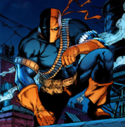 DC Comics - Deathstroke as seen in the comics