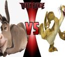 Donkey VS Sid