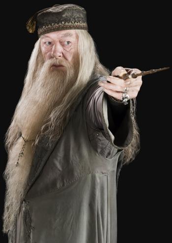 Harry Potter - Albus Dumbledore-0
