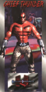 Killer Instinct - Chief Thunder's Card