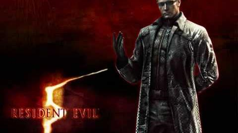 Resident Evil 5 Wesker Theme-Winds of Madness
