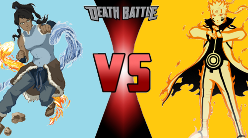 Korra vs Naruto | Death Battle Fanon Wiki | Fandom powered ... Naruto Vs Avatar