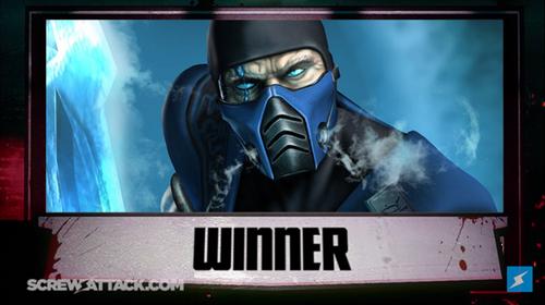 Sub-Zero Winner