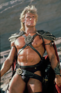 Masters of The Universe - He-Man as seen in the 1987 live action movie played by Dolph Lundgren