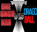 Dragon Ball-Verse VERSUS OnePunch Man-Verse