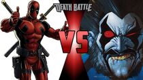 Deadpool vs lobo yeah