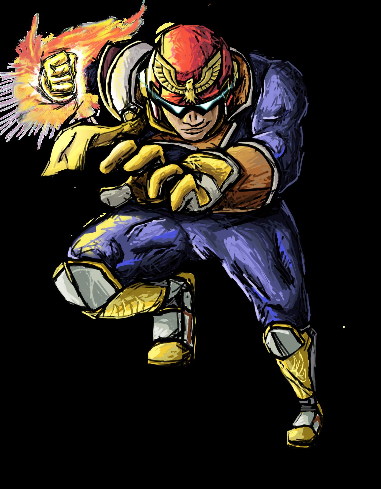 Image - Captain Falcon.png   Death Battle Fanon Wiki ...