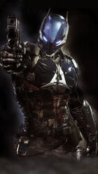 Arkham knight by jpgraphic-d8y3un1