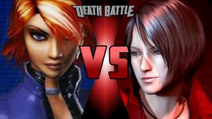 Joanna Dark VS Ada Wong
