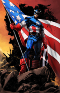 Marvel Comics - Captain America by asylumcomics