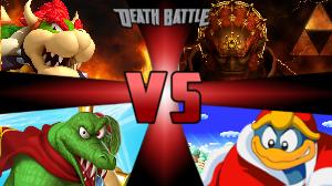 Nintendo Kings Battle Royale Fixed (Aravy)