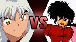 Inuyasha vs Ranma Saotome